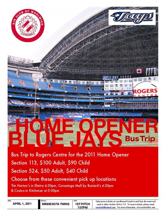 bluejays homeopener with woolwich lkin